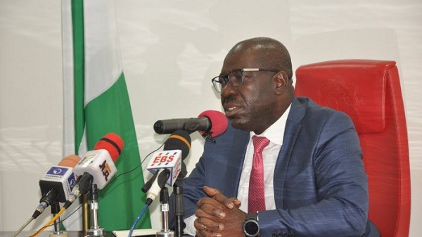 """""""They Have Brought Policemen From Abuja To Arrest My Supporters""""- Obaseki Cries Out"""