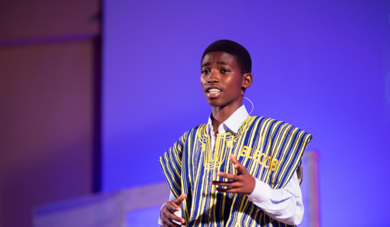 30 Minutes on World Stage: My African Narrative  By Omolola Lipede