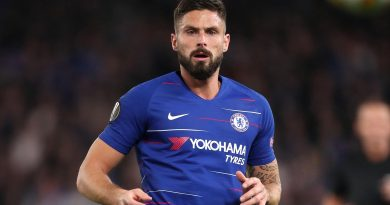 See The Club Giroud Will Play For Next Season